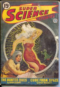 Super Science Stories 4/1944-Popular-Canadian-Leigh Brackett-Wellman-G