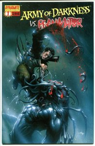 ARMY of DARKNESS vs RE-ANIMATOR #1, NM, Bruce Campbell, more AOD in store,Cthul