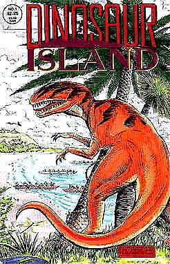 Dinosaur Island #1 VF/NM; Monster | save on shipping - details inside