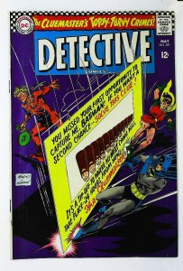 Detective Comics (1937 series) #351, Fine+ (Actual scan)