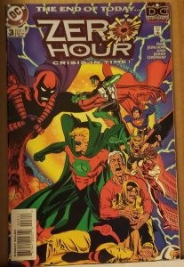 Zero Hour: Crisis in Time #3 (1994)