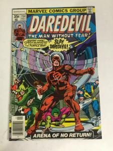 Daredevil 154 Nm Near Mint Marvel Comics Bronze