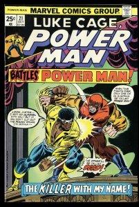 Power Man #21 VF/NM 9.0