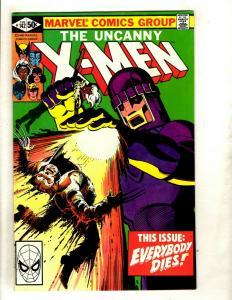 (Uncanny) X-Men # 142 NM Marvel Comic Book Cyclops Beast Iceman Wolverine GK4