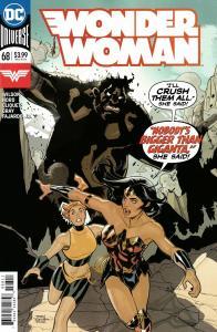 Wonder Woman #68 Main Cvr (DC, 2019) NM