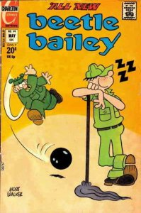 Beetle Bailey (Vol. 1) #99 VG; Charlton | low grade comic - save on shipping - d