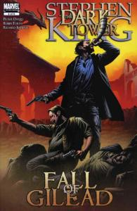 Dark Tower: The Fall of Gilead #4 VF/NM; Marvel | save on shipping - details ins