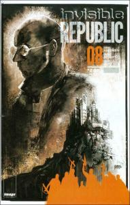 Invisible Republic #8 VF/NM; Image   save on shipping - details inside