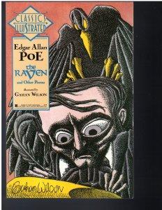 Classics Illustrated: #1 Edgar Allen Poe (First Comics, 1990)