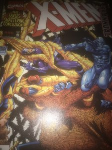 Marvel X-Men   99 Annual Mint