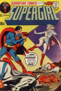 Adventure Comics #398 VG; DC | low grade comic - save on shipping - details insi