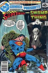 DC Comics Presents #8, VF- (Stock photo)