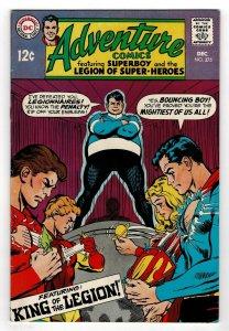 Adventure Comics 375   1st Quantum Queen & The Wanderers