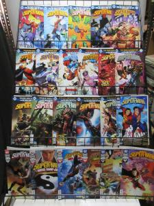 New Superman (DC Rebirth 2016) Lot #1-3, 5-24 Gene Luen Yang's Chinese Superhero