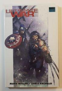Ultimate War: The Ultimates Vs. X-Men Hard Cover Premier Edition New Sealed