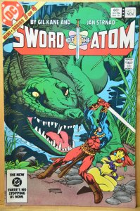 Sword of the Atom #3 (1983) Gil Kane Art !!!