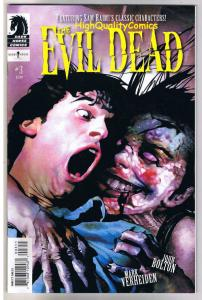 EVIL DEAD #3, NM-, John Bolton, Army of Darkness, TV, 2008, more AOD in store