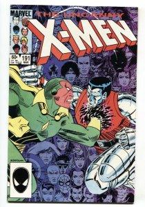 X-MEN #191 1985 MARVEL 1st appearance of Nimrod