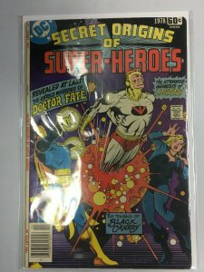 DC Special Series #10 Secret Origins of Super-Heroes 5.0 (1979)