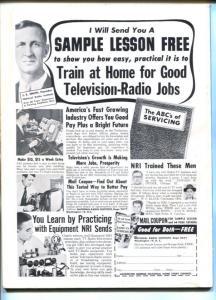 MAN'S CONQUEST-JULY-1959-PULP THRILLS-JACK LONDON-JUNE WILKINSON CHEESECAKE-vf