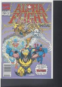 Alpha Flight Special Edition (Marvel, 1991)