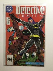 Detective Comics 602 Near Mint Nm Dc Comics