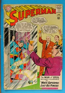 Superman  #160   Fair/Better     See Actual Photo