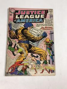 Justice League Of America 20 3.0 Gd/vg Good / Very Good Dc Silver Age
