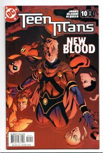 Teen Titans #10 (DC, 2004) FN/VF