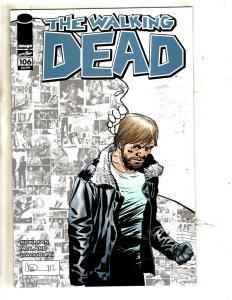 The Walking Dead # 106 NM 1st Print Image Comic Book Rick Carl Negan Maggie TW65