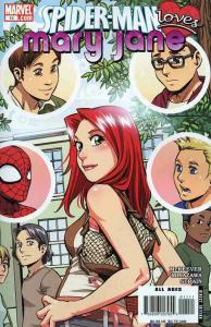SPIDER-MAN LOVES MARY JANE (2005 MARVEL) #11 NM- AGT7MC
