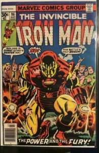 Iron Man #96 (1977)
