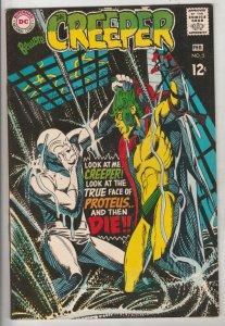 Creeper, Beware The #5 (Aug-68) VF+ High-Grade Creeper