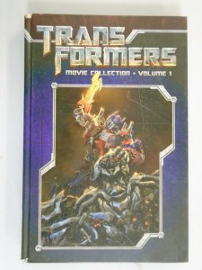 Transformers Movie Collection #1 HC 4.0 VF (2010 IDW)