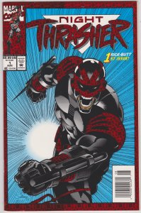 Night Thrasher #1