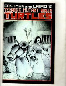 Lot Of 4 Teenage Mutant Ninja Turtles Mirage Studios Comic Books 17 19 20 21 EK8