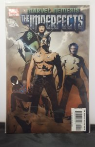 Marvel Nemesis The Imperfects #6 (2005)