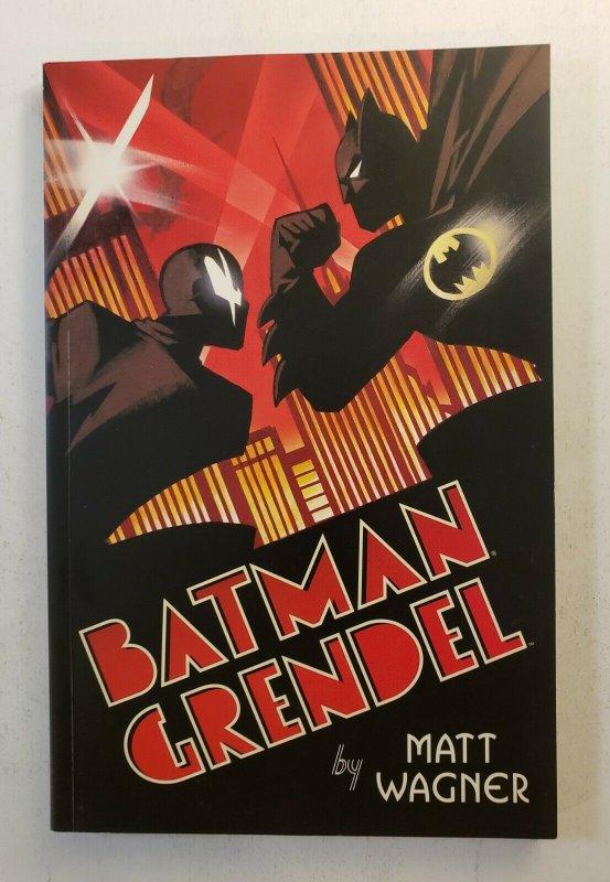 Batman Grendel TPB Graphic Novel Matt Wagner 2008 - 1st Print! NM!