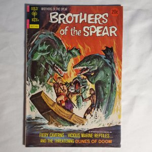 Brothers of the Spear 8 Fair/Good