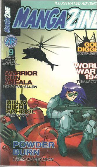 Antarctic Press MANGAZINE (1999 Series) #9 VF