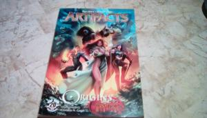 ARTIFACTS First Born TPB (Top Cow) #1-1ST 2008 NM (MARZ . SEJIC) Just REDUCED