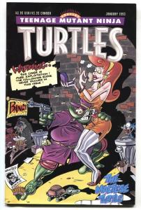 Teenage Mutant Ninja Turtles Special The Maltese Turtle 1993 HTF comic book