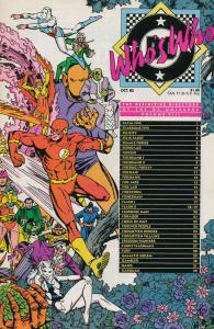 Who's Who: The Definitive Directory of the DC Universe #8 FN; DC | save on shipp