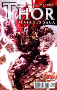 Thor: The Deviants Saga #1 VF/NM; Marvel | save on shipping - details inside