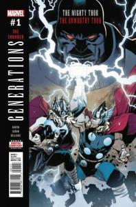 Generations: The Unworthy Thor & The Mighty Thor #1, NM (Stock photo)