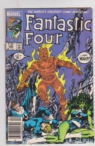 Fantastic Four #289
