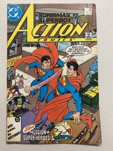 Superman vs Superboy #591 (1987) E1