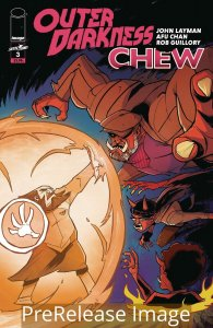OUTER DARKNESS CHEW (2020 IMAGE) #3 VARIANT CVR B GUILLORY PRESALE-06/24