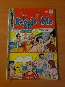 Reggie and Me #59 ~ VERY GOOD VG ~ 1972 Archie Comics