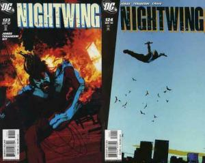 NIGHTWING (1996) 123-124  Fire Down Below